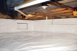 Crawl Space Repair After in Camarillo