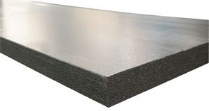 SilverGlo™ crawl space wall insulation available in Fillmore