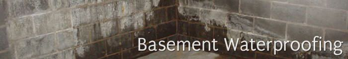 Basement Waterproofing in CA, including Santa Barbara, Thousand Oaks & Ventura.